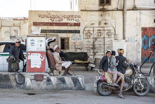 Access to HealthCare in Saada and Amran governorates