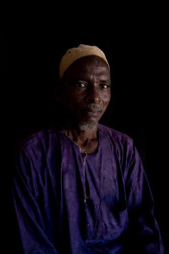 Rebeau Bouda, 51, husband of Hawa