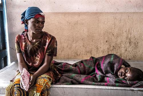 مكافحة الكوليرا في جنوب كيفو