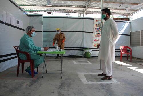 MSF Covid-19 Response in Pakistan