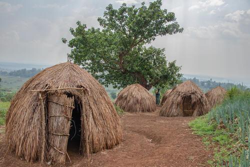 Kambe IDP site - Ituri - DR Congo