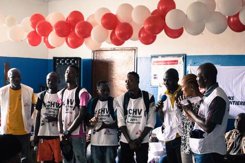 Liberia: Providing psychiatric care close to home
