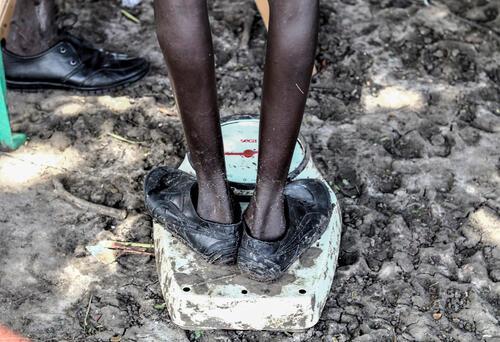 South Sudan, September 2020.