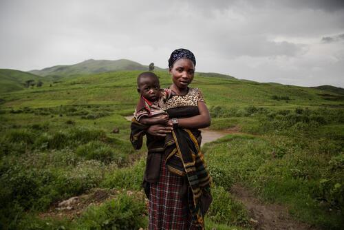 South Kivu reportage: Numbi & Lulingu