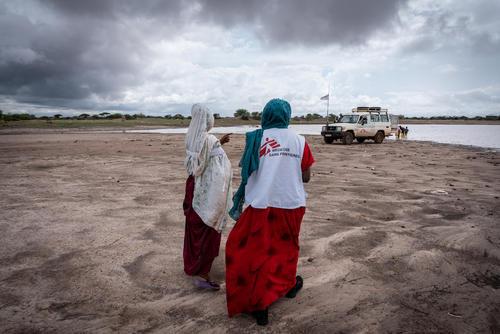 MSF Mobile Clinics and Tea Teams in Somali Region