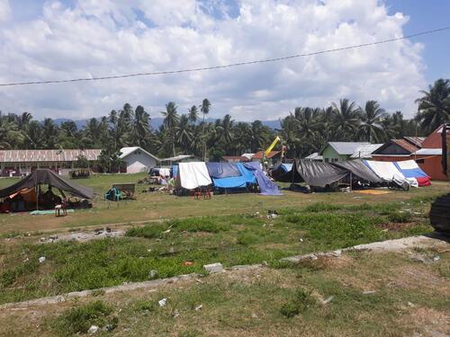 Sigi Regency, Central Sulawesi.