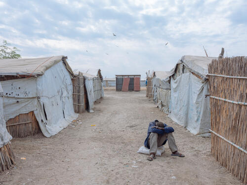 Life in Protection of Civilians sites in South Sudan