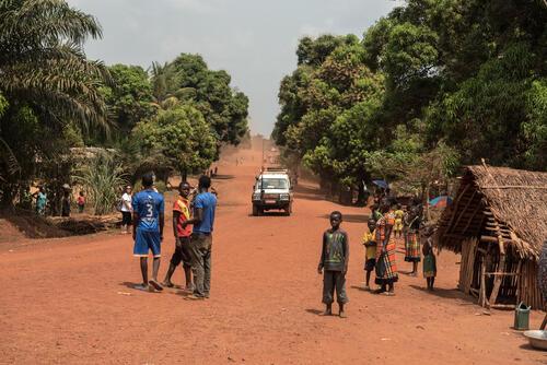 MSF Hospital in Bangassou, CAR