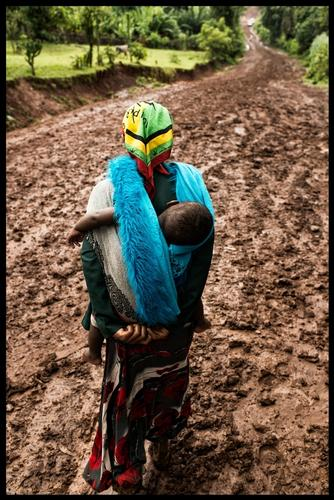 Sidama mother and child project, Ethiopia