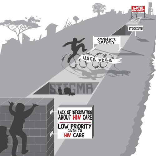 HIV illustrations obstacles_EN_JPEG