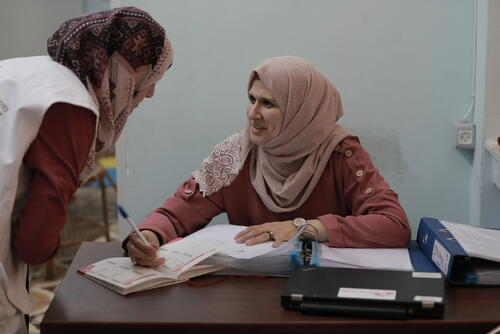 A Day in the Life of an MSF Counsellor in Gaza