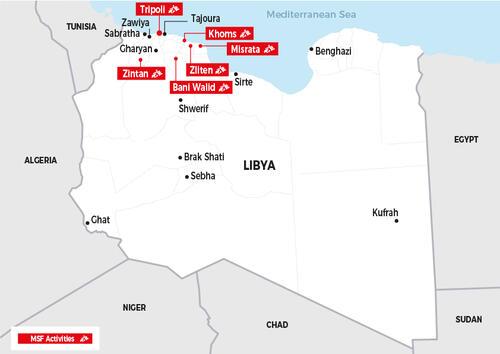 MAP - MSF activities EN