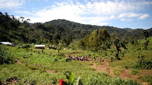 South Kivu: An endless flight
