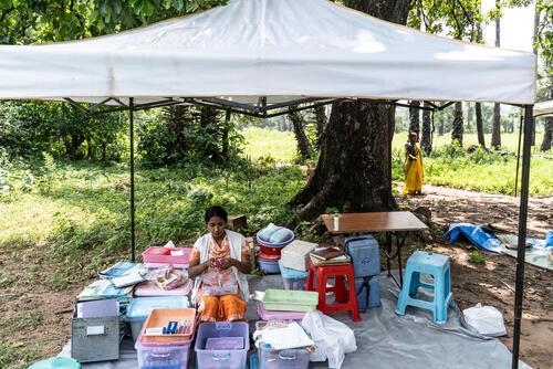 Southern Chhattisgarh Mobile Clinics