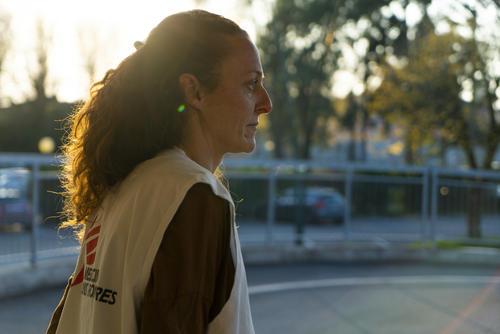 MSF coronavirus COVID-19 intervention in north Italy - Carlotta Berutti