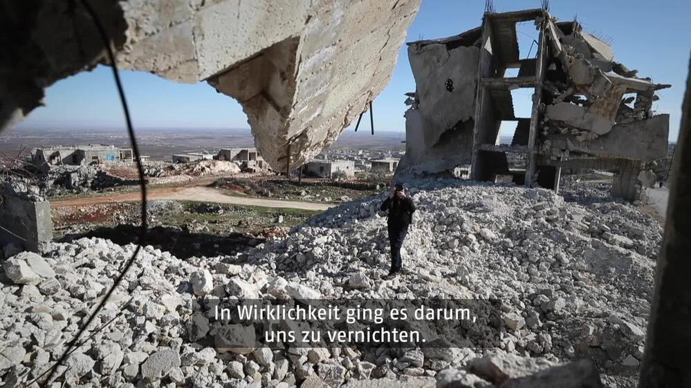 Syria No Way Out - video 14 (GERMAN)