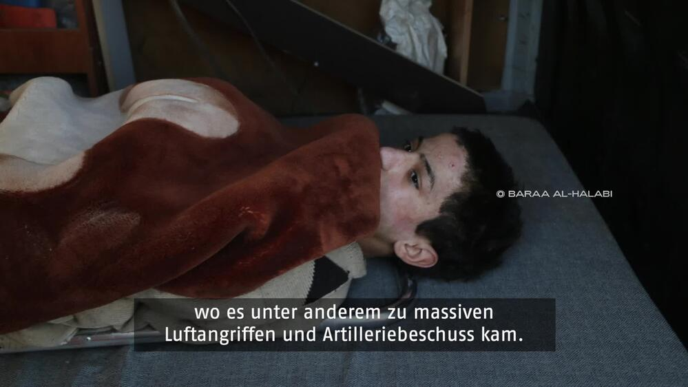 Syria No Way Out - video 13 (GERMAN)