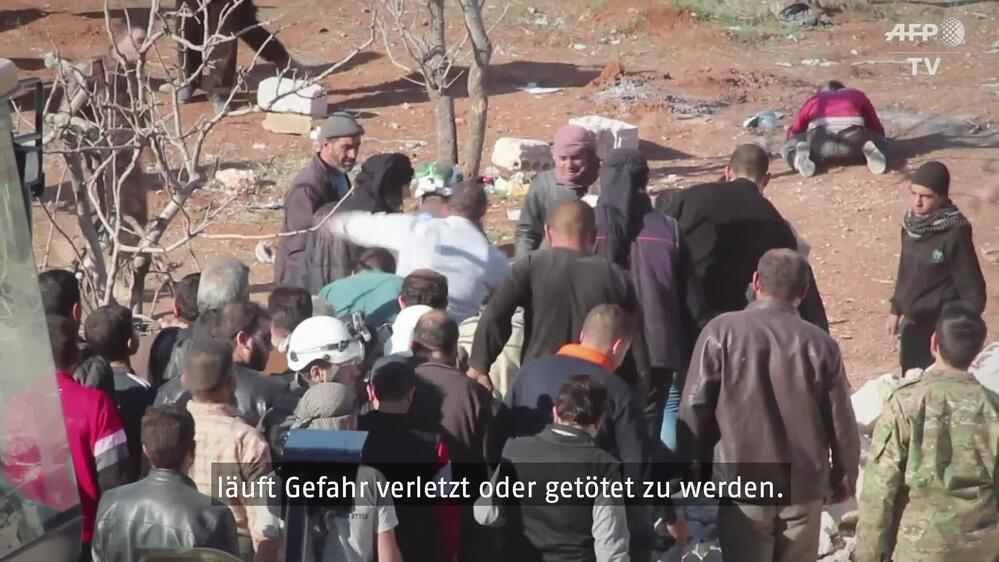 Syria No Way Out - video 07 (GERMAN)
