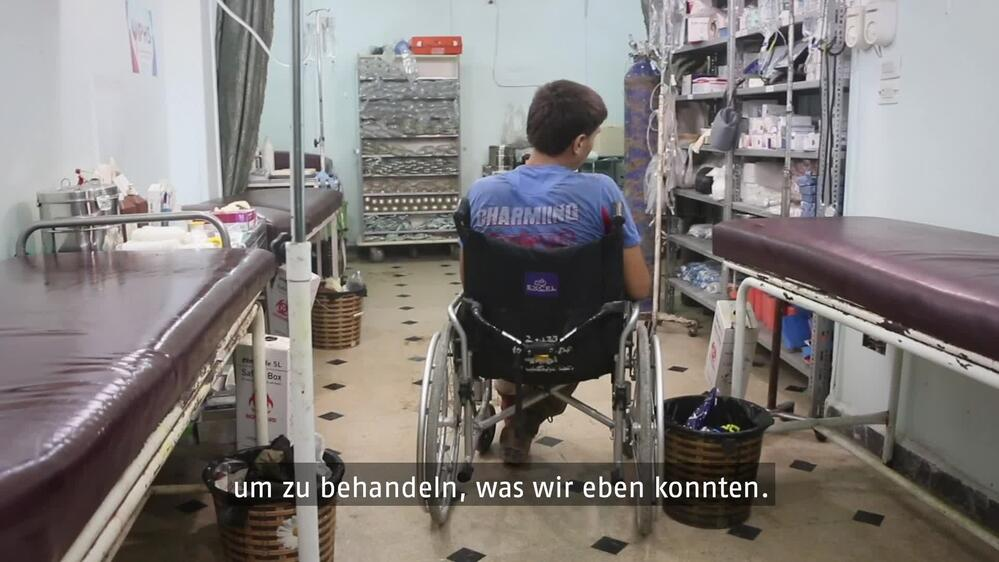 Syria No Way Out - video 03 (GERMAN)