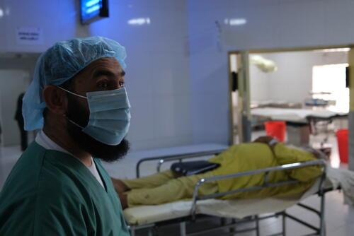 Operating Theatre | Boost Hospital - Lashkar Gah