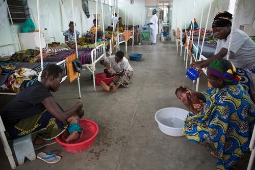 REDUCING MATERNAL MORTALITY BURUNDI