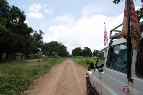 Bossangoa, CAR