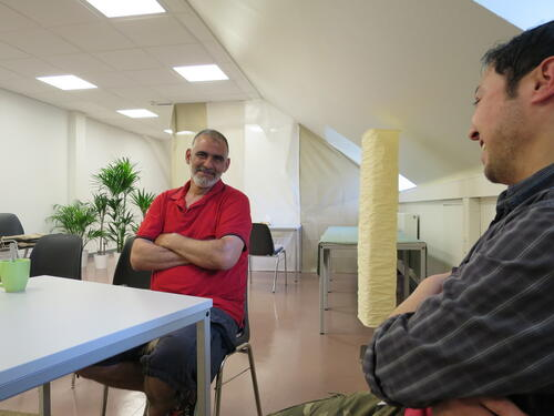 counselling session, Schweinfurt