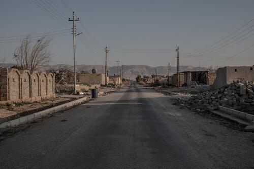 MSF activities in Sinjar District