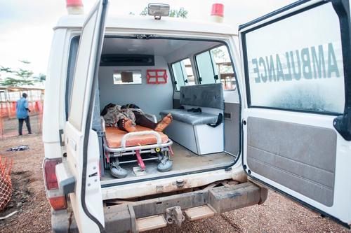 Ebola response, Kailahun, Sierra Leone