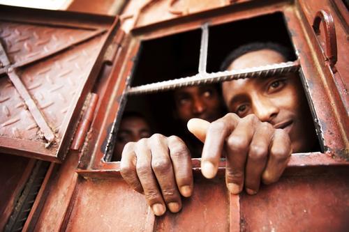 Yemen - Sana'a detention center