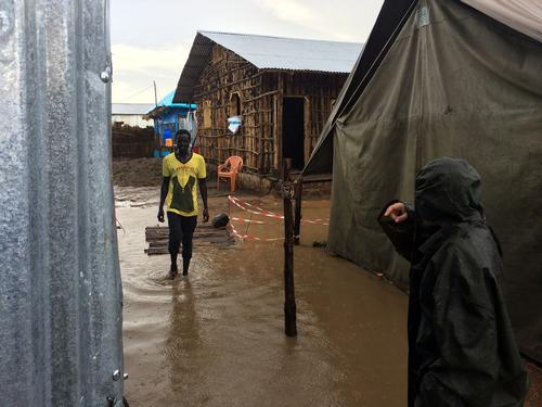 South Sudanese refugees in Ethiopia's Gambella region, Lietchuor