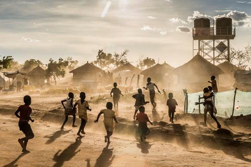 مخيم بيدي بيدي، أوغندا