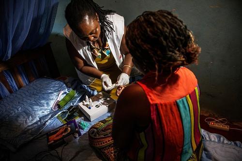 Mozambique, the HIV Corridor