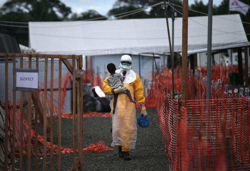 Ebola in Paynesville, Liberia