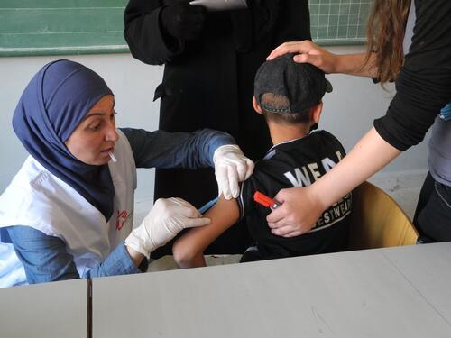 Lebanon - Syrian refugees