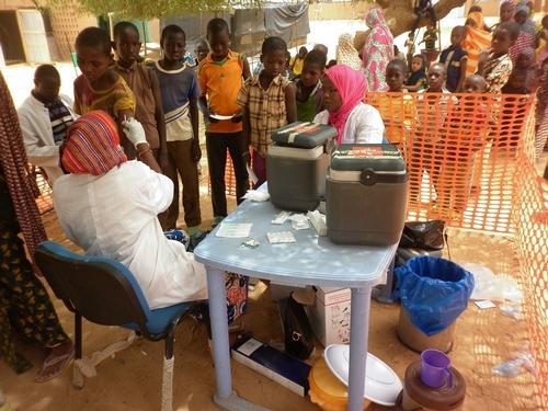 Niger: MSF response to meningitis, measles and cholera outbreaks