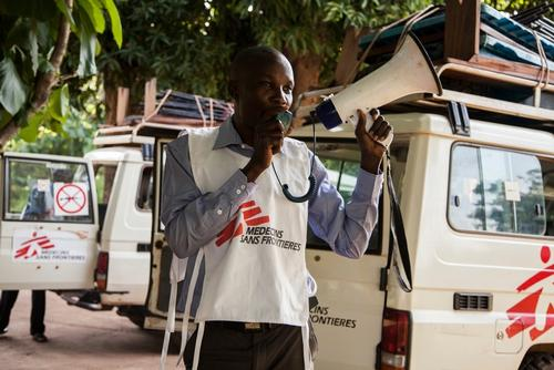 """Yambio Test and Treat """" HIV Programme"""