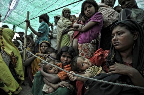 Humanitarian emergency in Rakhine state, Myanmar