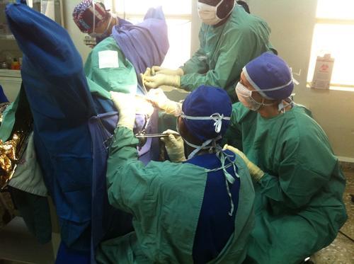 Nigeria, VVS patients, sept dec 2012.