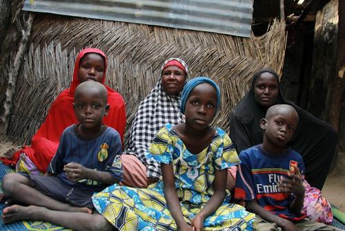 Mallaam Haruna's family