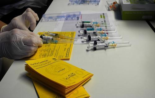 Vaccination against pneumonia