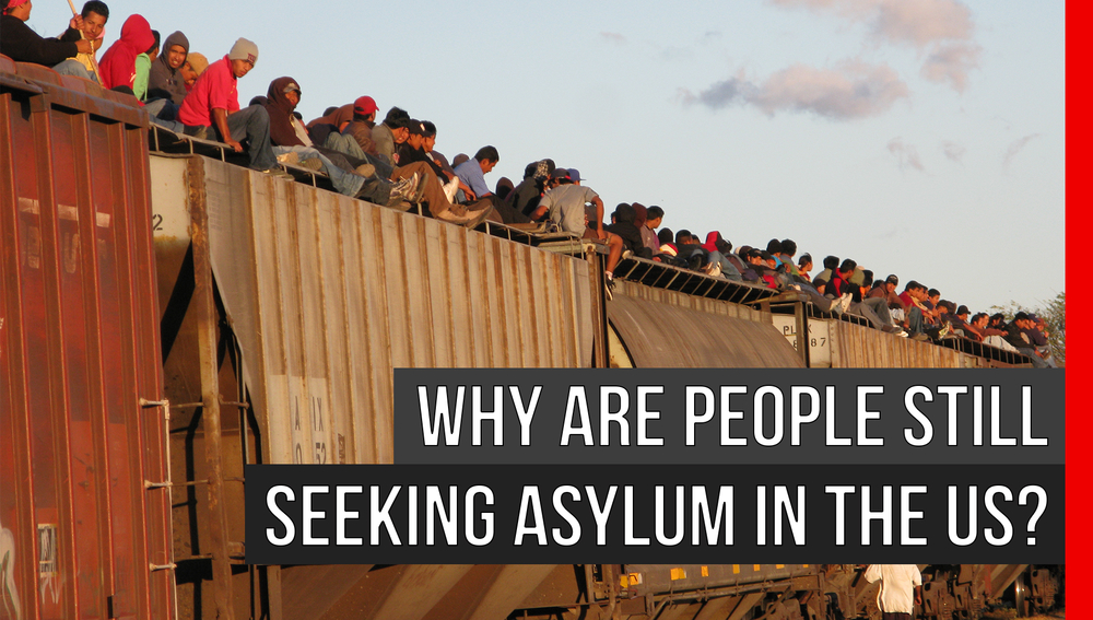 MSF Pulse: Why are people still seeking asylum in the US?