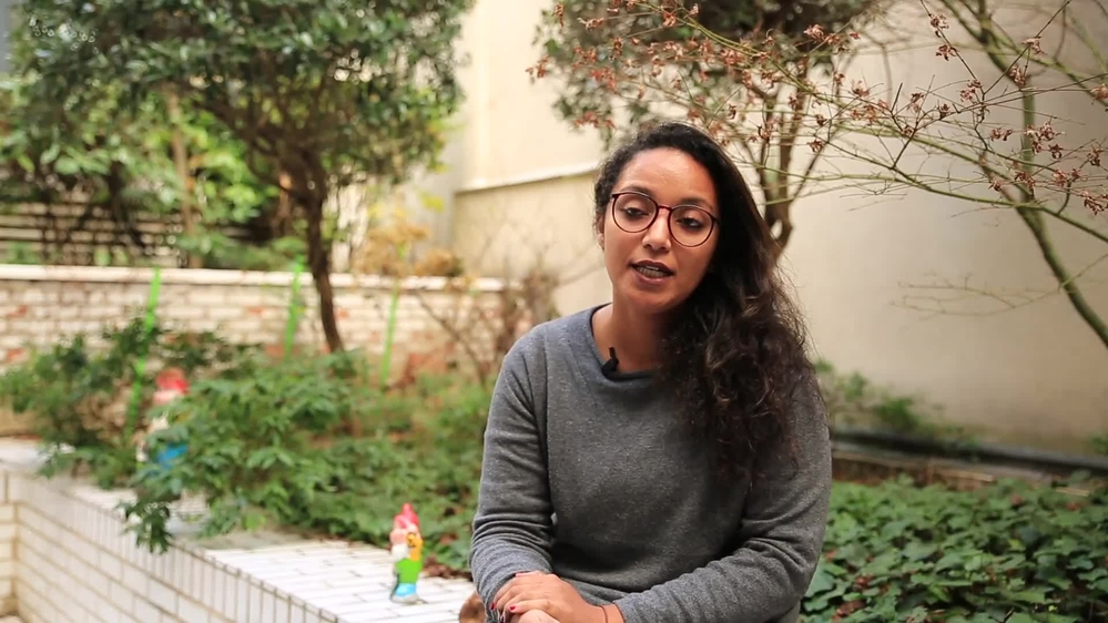 INTERVIEW: Ana Nery, med co, back from Gaza (ENG)