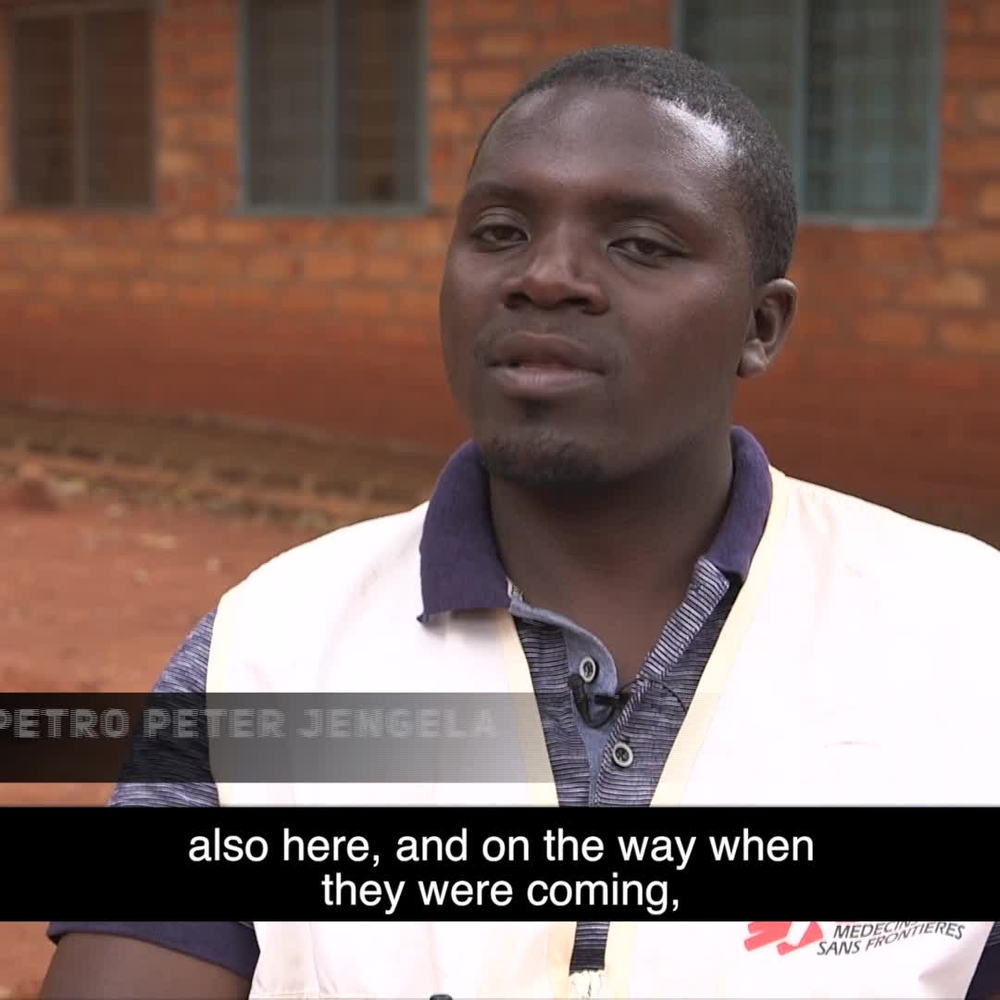 Mental health in Nduta camp - Tanzania (ENG)