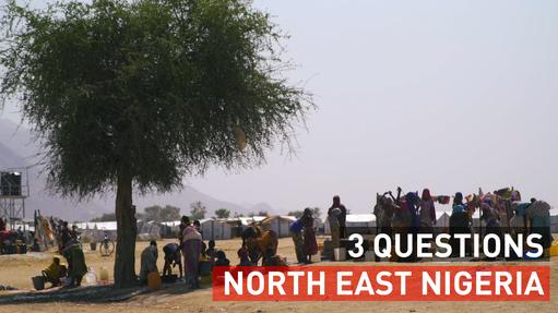 3 questions about north east Nigeria