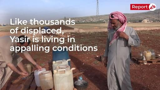 REPORT: Living conditions of IDPs in Idlib governorate, Syrie (ENG)